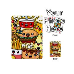 Cute Food Wallpaper Picture Playing Cards 54 (mini)