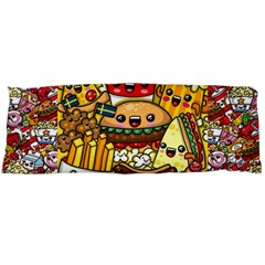 Cute Food Wallpaper Picture Body Pillow Case Dakimakura (two Sides)