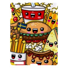 Cute Food Wallpaper Picture Apple Ipad 3/4 Hardshell Case