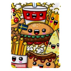 Cute Food Wallpaper Picture Apple Ipad 3/4 Hardshell Case (compatible With Smart Cover)