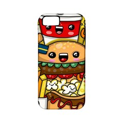 Cute Food Wallpaper Picture Apple iPhone 5 Classic Hardshell Case (PC+Silicone)