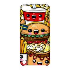 Cute Food Wallpaper Picture Apple iPod Touch 5 Hardshell Case with Stand