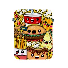 Cute Food Wallpaper Picture Apple Ipad 2/3/4 Protective Soft Cases