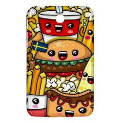 Cute Food Wallpaper Picture Samsung Galaxy Tab 3 (7 ) P3200 Hardshell Case
