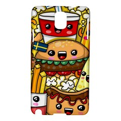 Cute Food Wallpaper Picture Samsung Galaxy Note 3 N9005 Hardshell Case