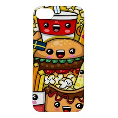 Cute Food Wallpaper Picture Apple Iphone 5s/ Se Hardshell Case