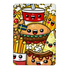 Cute Food Wallpaper Picture Kindle Fire Hdx 8 9  Hardshell Case