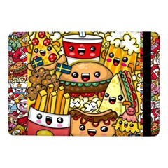 Cute Food Wallpaper Picture Samsung Galaxy Tab Pro 10 1  Flip Case