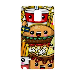 Cute Food Wallpaper Picture Samsung Galaxy Note 4 Hardshell Case