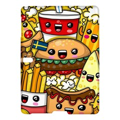 Cute Food Wallpaper Picture Samsung Galaxy Tab S (10 5 ) Hardshell Case