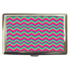 Retro Pattern Zig Zag Cigarette Money Cases