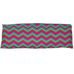Retro Pattern Zig Zag Body Pillow Case (dakimakura)