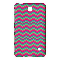Retro Pattern Zig Zag Samsung Galaxy Tab 4 (8 ) Hardshell Case