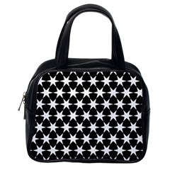 Star Egypt Pattern Classic Handbags (One Side)