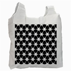 Star Egypt Pattern Recycle Bag (Two Side)