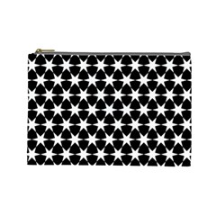 Star Egypt Pattern Cosmetic Bag (large)