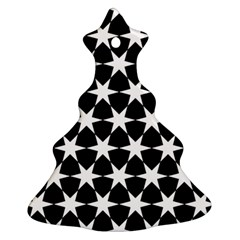 Star Egypt Pattern Christmas Tree Ornament (Two Sides)
