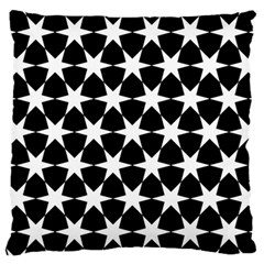 Star Egypt Pattern Large Cushion Case (one Side)
