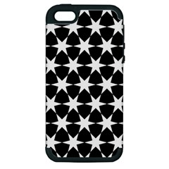 Star Egypt Pattern Apple Iphone 5 Hardshell Case (pc+silicone)