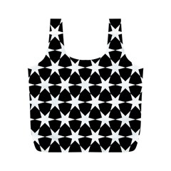 Star Egypt Pattern Full Print Recycle Bags (m)