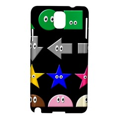 Cute Symbol Samsung Galaxy Note 3 N9005 Hardshell Case