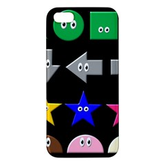 Cute Symbol Iphone 5s/ Se Premium Hardshell Case