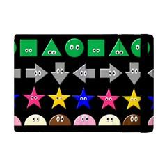 Cute Symbol Ipad Mini 2 Flip Cases
