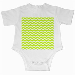Chevron Background Patterns Infant Creepers