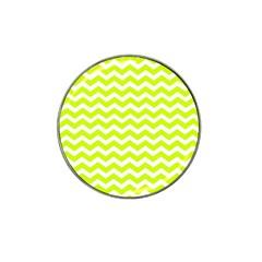 Chevron Background Patterns Hat Clip Ball Marker