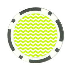 Chevron Background Patterns Poker Chip Card Guard