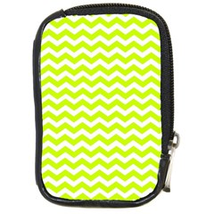 Chevron Background Patterns Compact Camera Cases
