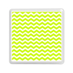 Chevron Background Patterns Memory Card Reader (Square)