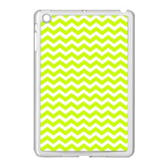 Chevron Background Patterns Apple Ipad Mini Case (white)