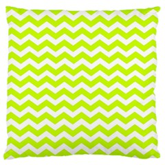 Chevron Background Patterns Standard Flano Cushion Case (two Sides)