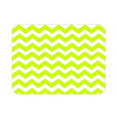 Chevron Background Patterns Double Sided Flano Blanket (Mini)