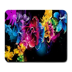 Abstract Patterns Lines Colors Flowers Floral Butterfly Large Mousepads