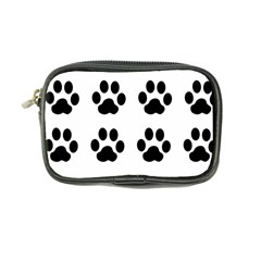 Claw Black Foot Chat Paw Animals Coin Purse