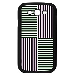 Mccollough Test Image Colour Effec Line Samsung Galaxy Grand DUOS I9082 Case (Black)