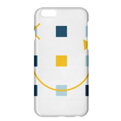 Plaid Arrow Yellow Blue Key Apple iPhone 6 Plus/6S Plus Hardshell Case