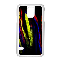 Multicolor Lineage Tracing Confetti Elegantly Illustrates Strength Combining Molecular Genetics Micr Samsung Galaxy S5 Case (White)