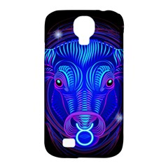 Sign Taurus Zodiac Samsung Galaxy S4 Classic Hardshell Case (PC+Silicone)