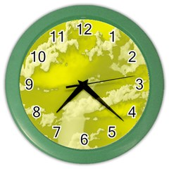 Sky Color Wall Clocks