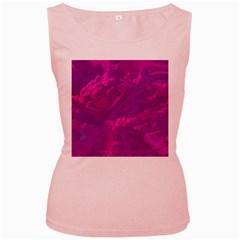 Sky Women s Pink Tank Top