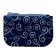 Pattern Large Coin Purse