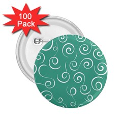 Pattern 2 25  Buttons (100 Pack)