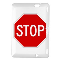 Stop sign Kindle Fire HDX 8.9  Hardshell Case