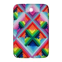 Rainbow Chem Trails Samsung Galaxy Note 8 0 N5100 Hardshell Case