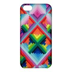 Rainbow Chem Trails Apple Iphone 5c Hardshell Case