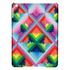 Rainbow Chem Trails Ipad Air Hardshell Cases