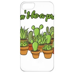 Cactus - Dont be a prick Apple iPhone 5 Classic Hardshell Case